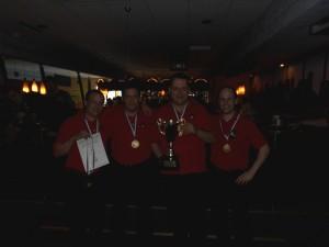 Bay. Meister 2010/2011 8-Ball Pokal Manschaftsmeisterschaft